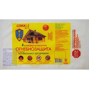 Пакет Фасувальний із М-закладкою в дні, артикул ПФ 03