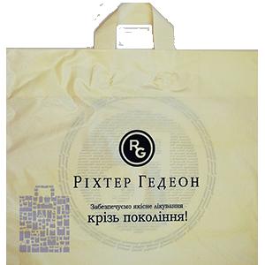 Пакет Петля Імідж 30х40м3+6, артикул ПП 002